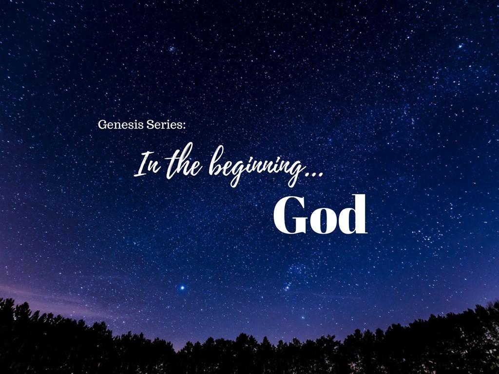 Genesis 1-4: Vital Foundations
